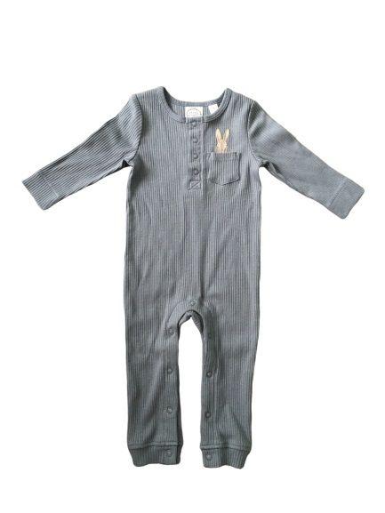 Baby Comfortable Romper, Soft hand-feeling, 100% Organic Cotton, Buddysuit