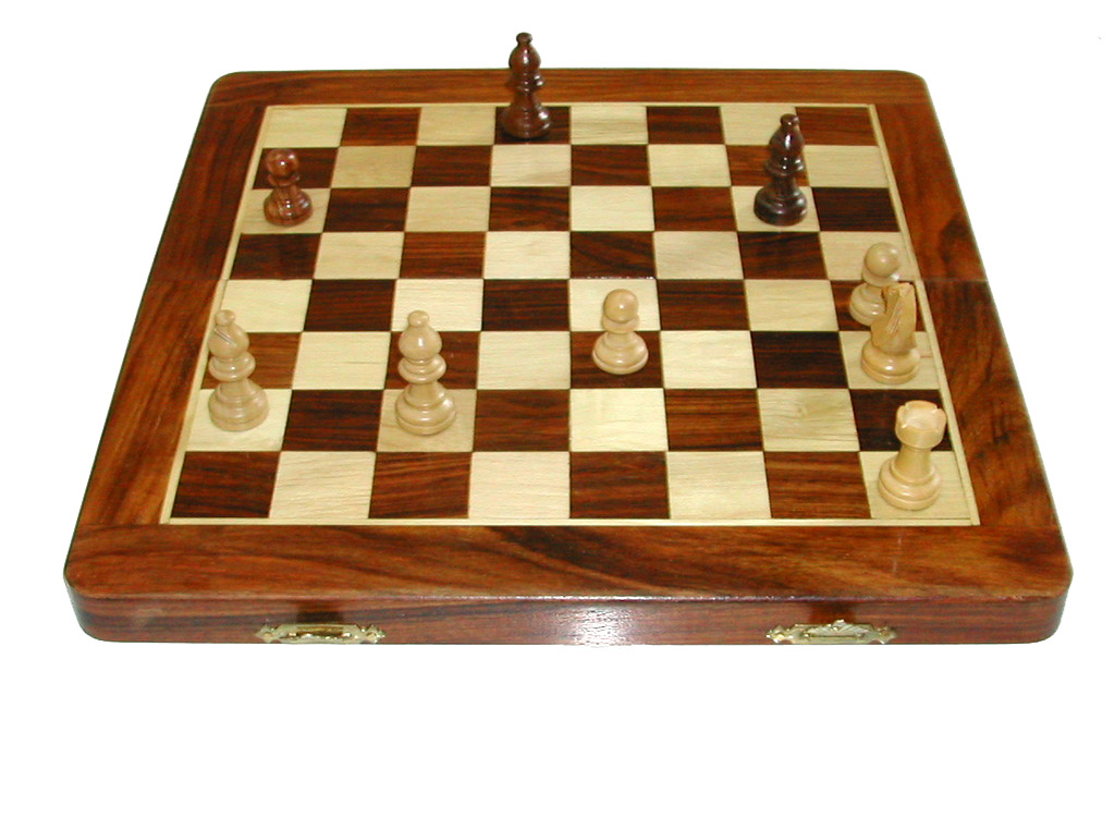 Wooden Chess Games