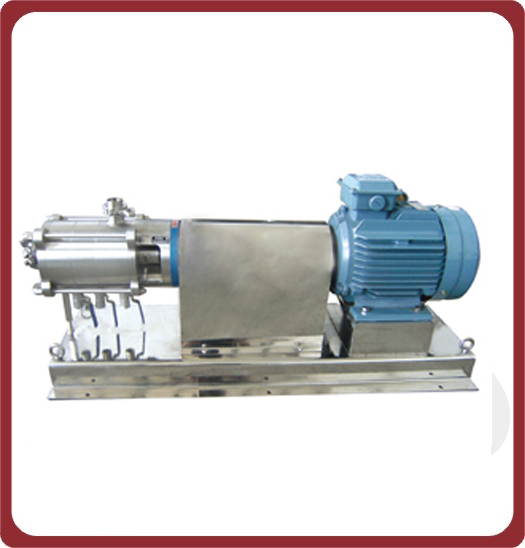 Emulsification Pump