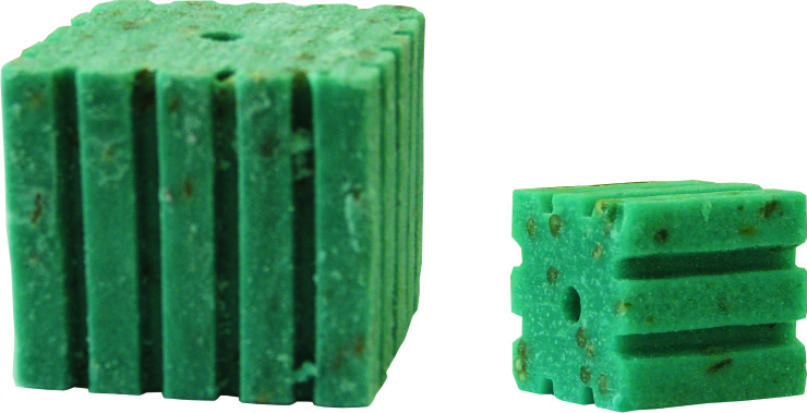 Effect rodent wax blocks
