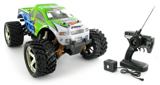 Electric 4x4 Road Master RTR RC Racing Truck (FREE SHIPPING USA ONLY)