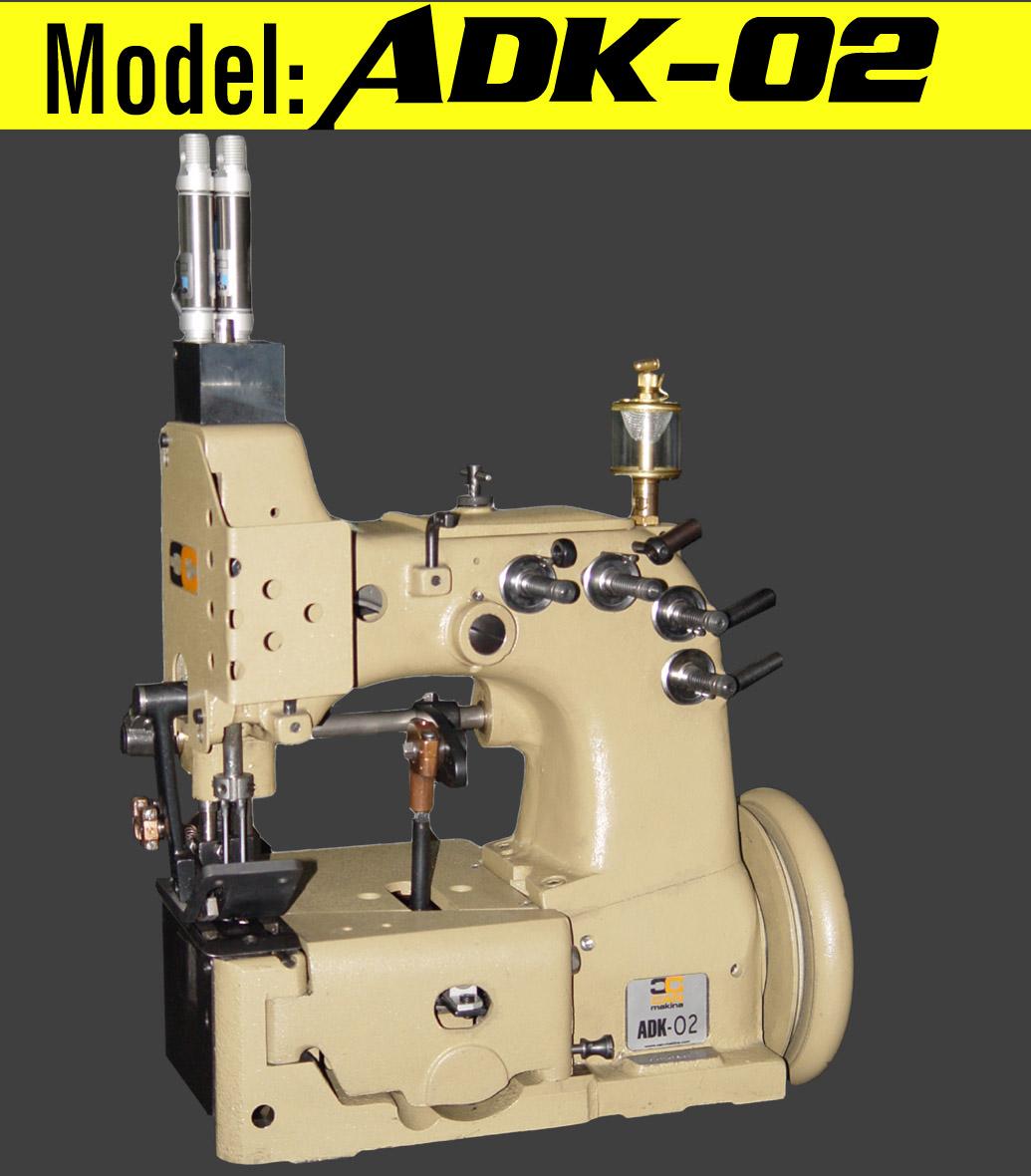 big bag sewing machines
