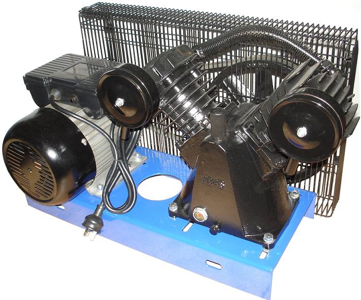 Base Mounted Air Compressor