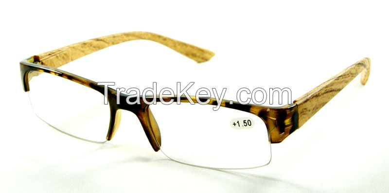 Ultra thin reading glasses