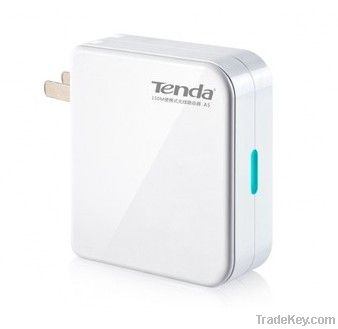 Mini 150Mbps Travel Wireless Router