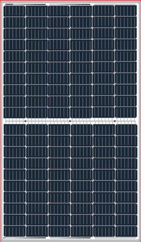 365W Monocrystalline solar panel