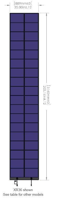300w Solar Laminate series