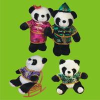 plush toy panda