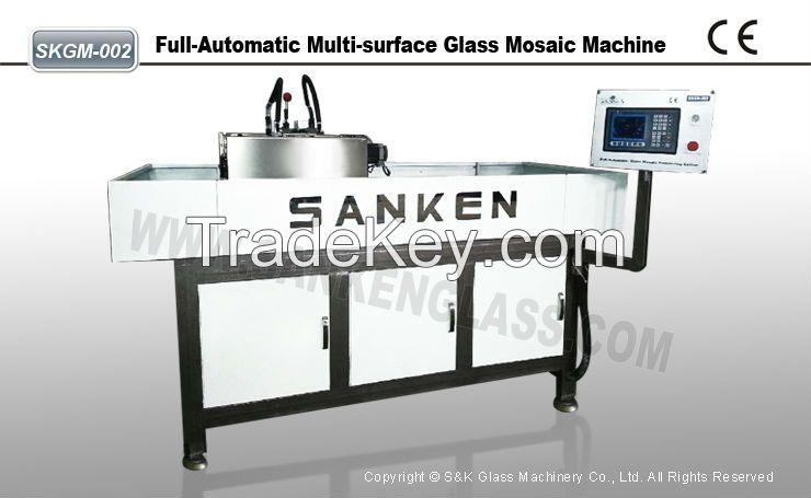 PLC Computerized Deluxe Mosaic Machine