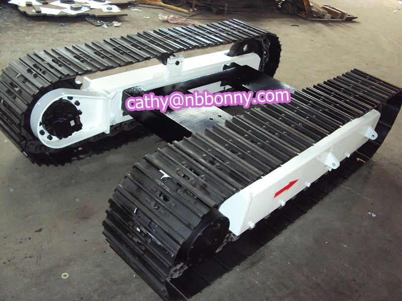 steel track undercarriage