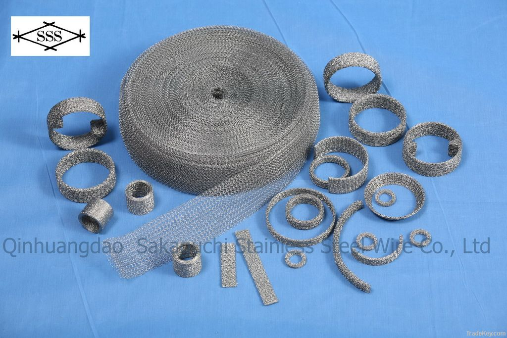 Engineered Knitted Wire