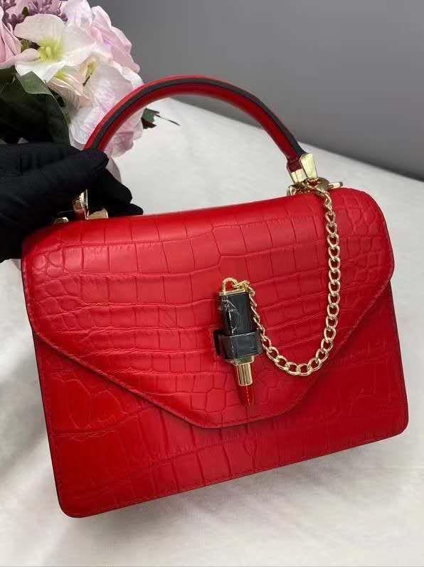 men bag and lady's bag