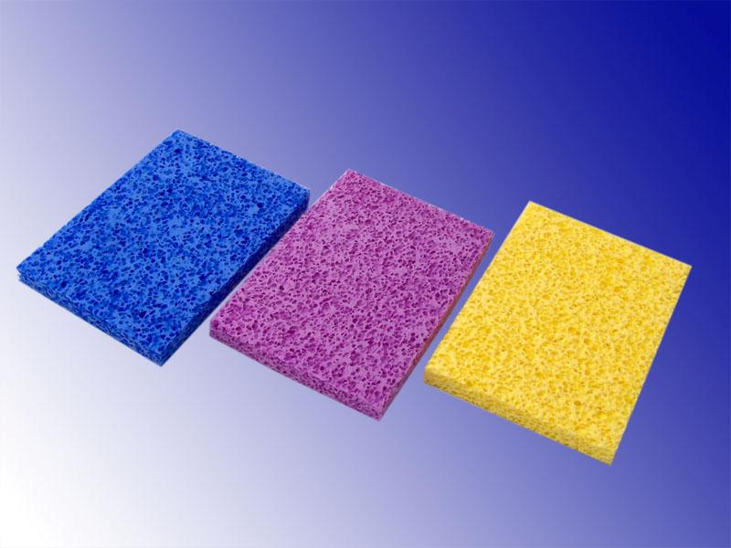 Multipurpose chamois for household supply,sponge