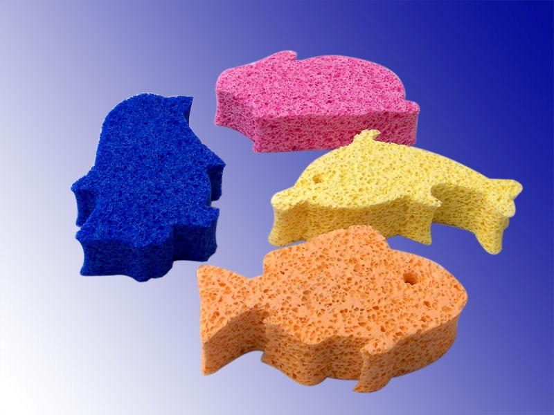 PVA Sea weed Puff For Beauty Care,Sponge
