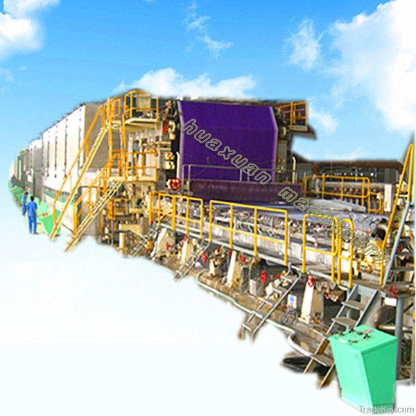 10--30T per day of kraft paper making machine