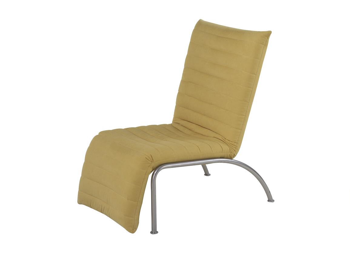 Chair with Reclinable back and leg