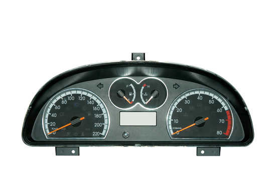 auto meter / auto gauge - cross winding drive