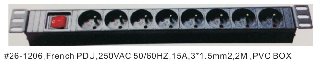 Pdu Sockets for Network Cabinet
