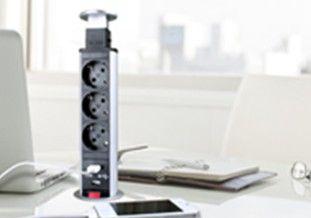 Desktop Smart socket For French market