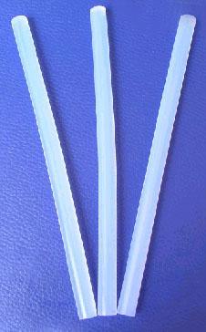 transparence glue stick
