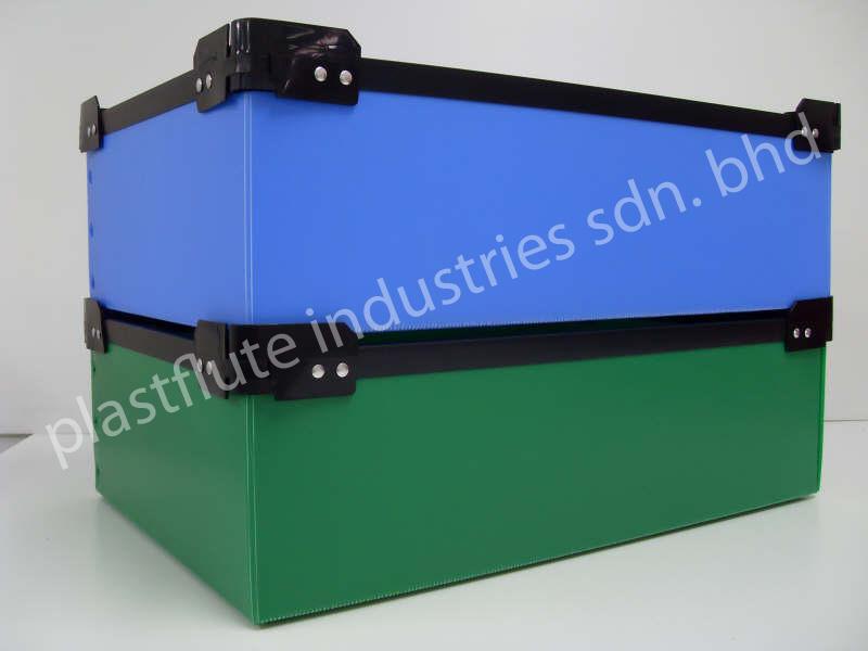 Plastic Corrugated Box