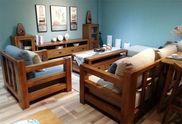 Deluxe Living Room Set