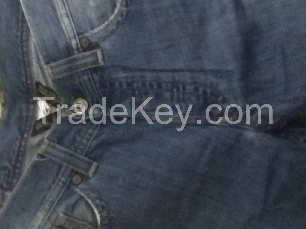Used Imported Jeans In Bulk Quantity