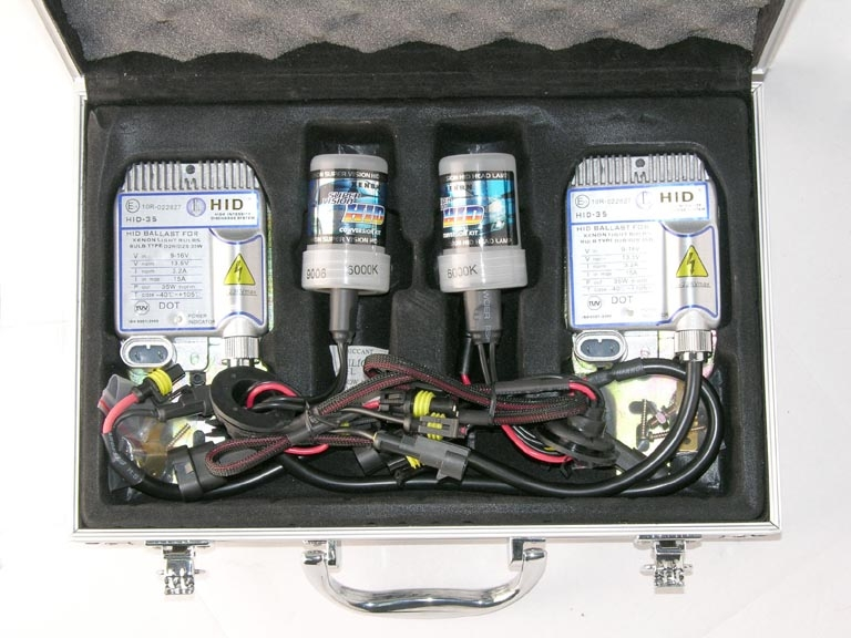 HID Xenon Conversion Kit for Cars