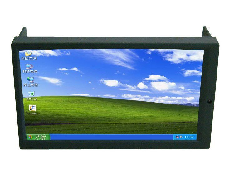 7 Inchs Touch Screen Double DIN LED 2Din In-dash Car Monitor