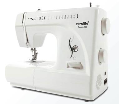Newlife 40 Electronical Sewing Machine By Kachiran Iran Extraordinary New Life Sewing Machines