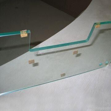 3mm-12mm clear tempered glass from China