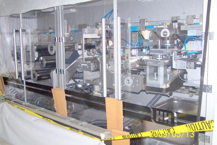HHarro Hofliger Inermittent Patch Production Machine