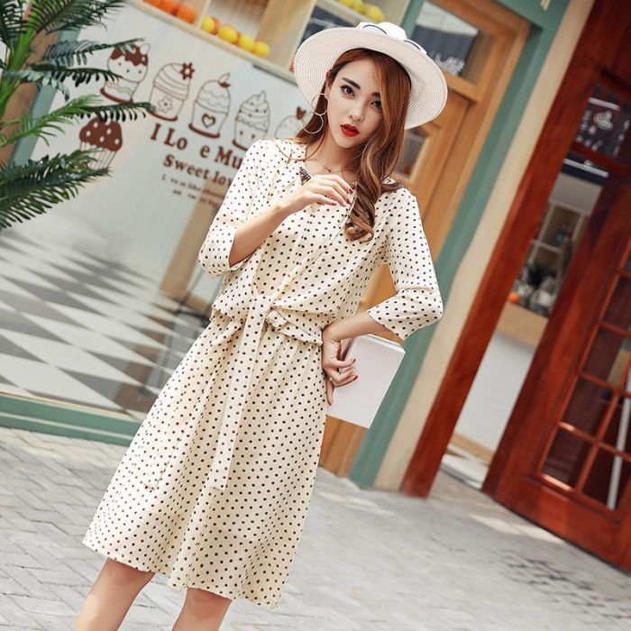 Hot Sale Ladies Casual Dresses