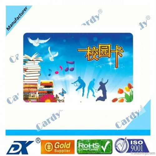 rfid card Proximity card with TI2K/TI2048 Mifare chip: