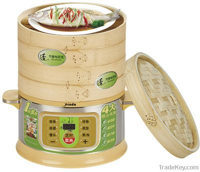 Electric Intellectual Bamboo Steamer