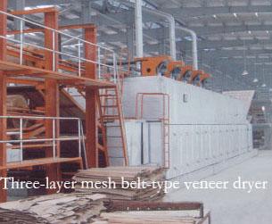 Veneer Dryer