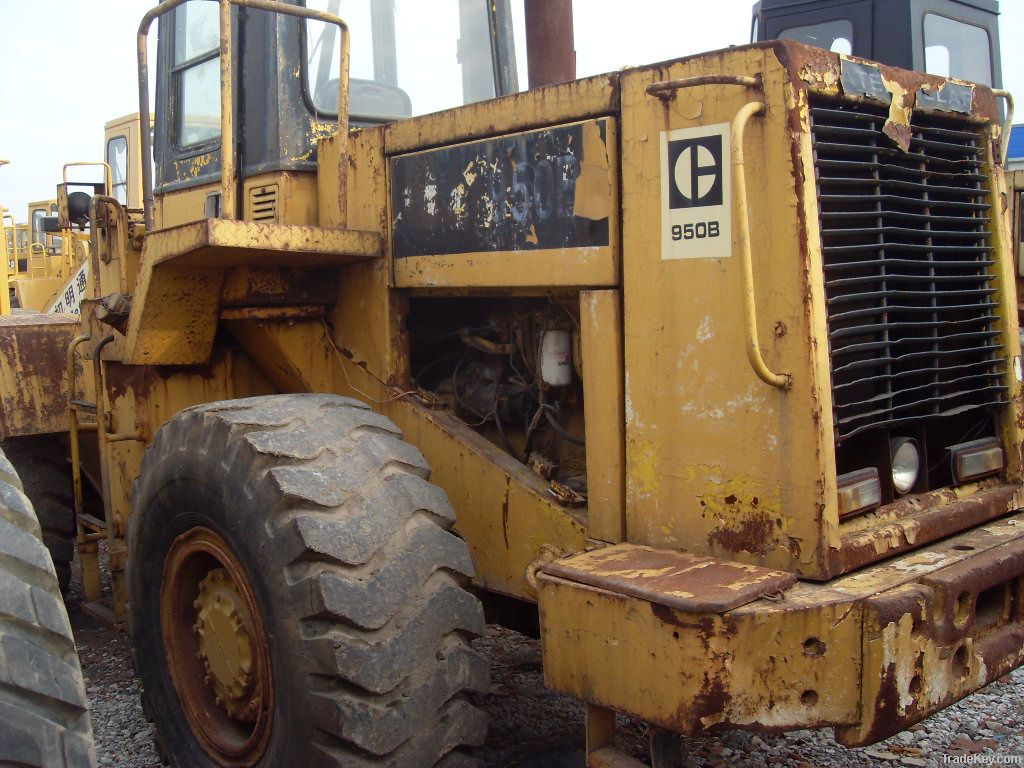 CAT wheel loader950B