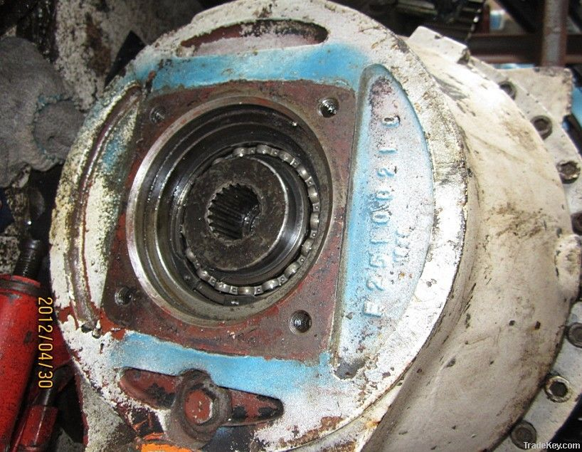 Gearboxes for Concrete Mixer Truck
