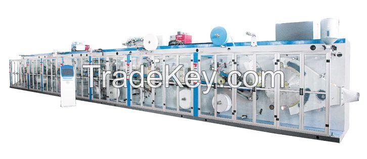 Sanitary Napkin Machine(Quick-Easy Packing)