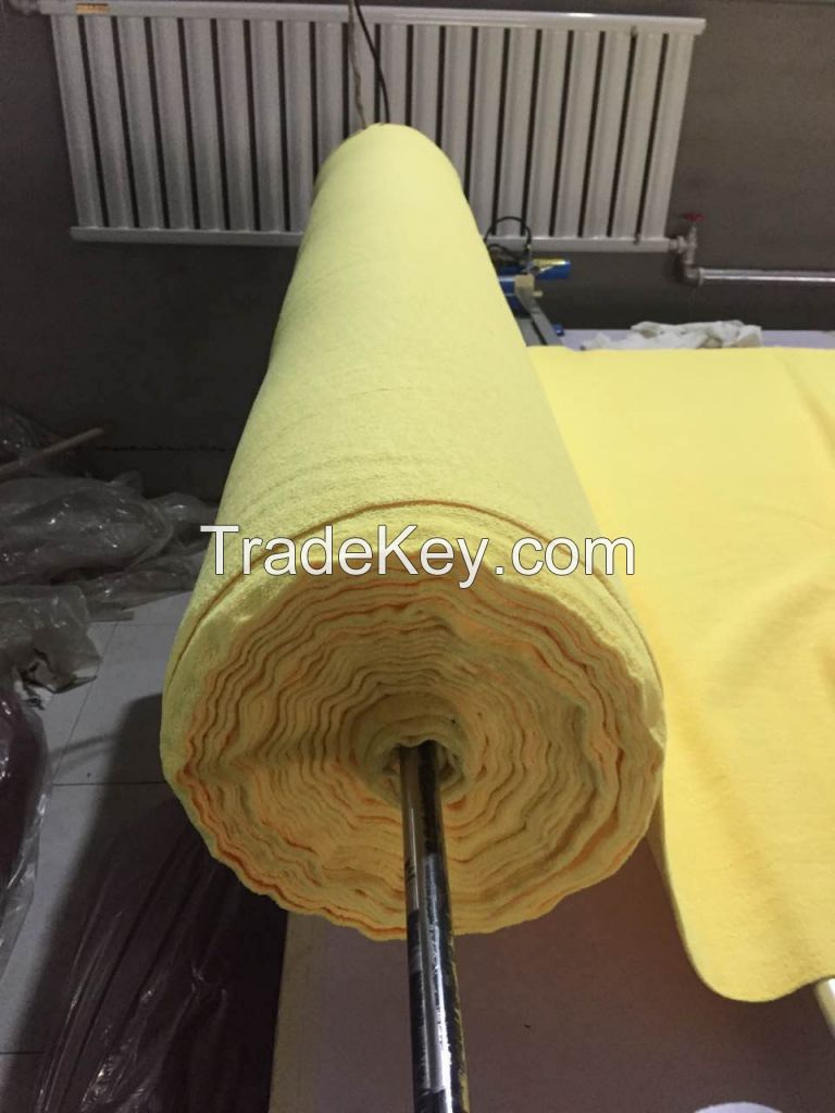 80% polyester  20% polyamide microfiber towel cloth fabric in roll