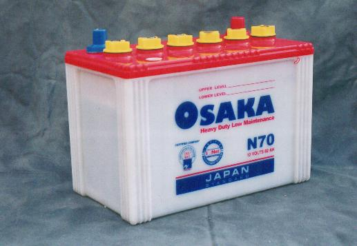 OSAKA Automotive Battery
