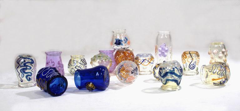Unique Glass Jar