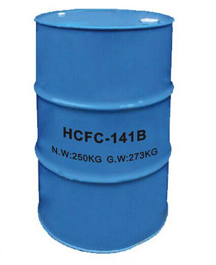 Foaming agent blowing agent 141b