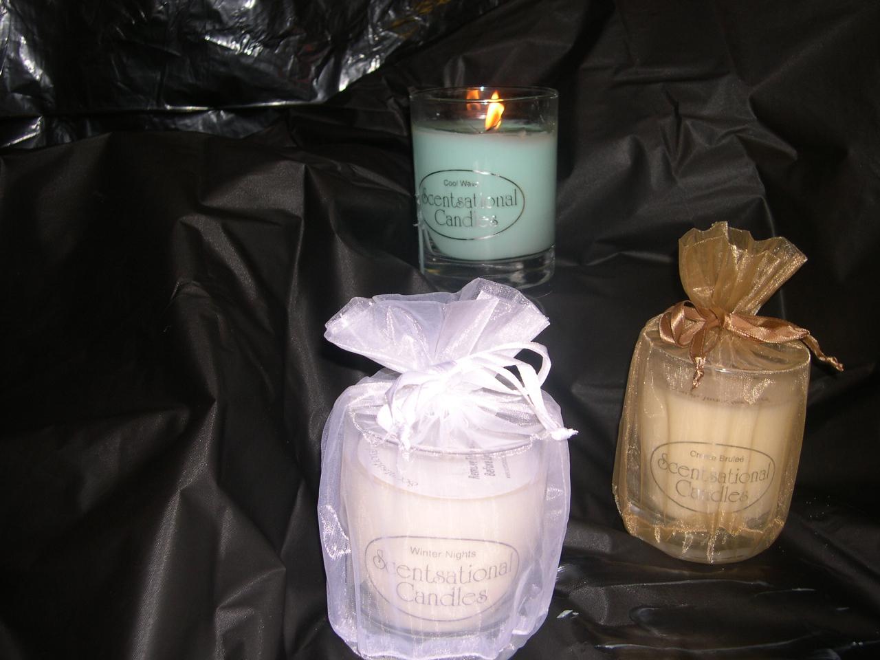 Scentsational Candles