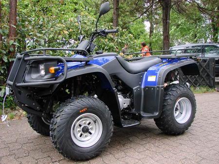 Loncin ATV Desert Storm 250 NEW 2009