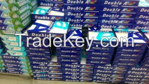 Buy Best quality double A A4 paper wholesale price for double a a4 paper copy paper 80gsm