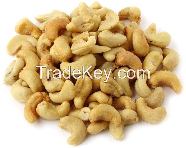 Dried organic Cashew nut, raw cashew nut, Roasted cashew nu - Organic cashews