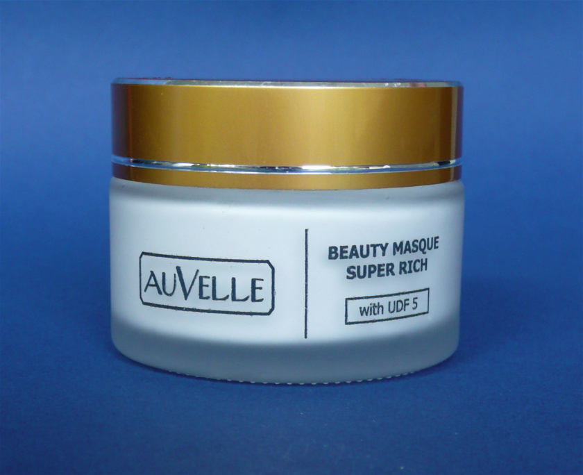 auVelle Beauty Masque super rich