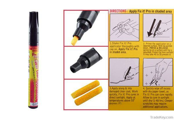 Car Scratch Repair Pen Fix It Pro