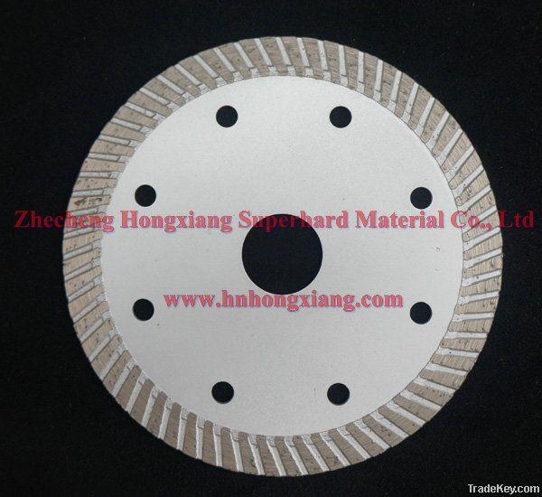 diamond saw blade for cutting stone